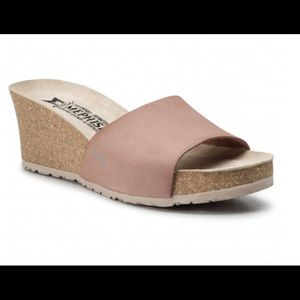 Mephisto Platform Wedge Sandal Size 36